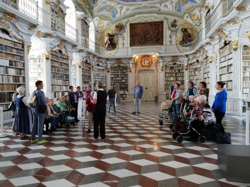 """Ausflug der Bewohner ins Museum """"Welt-Alzheimertag"""""""